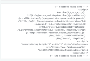 ماذا نستفيد من بيكسل الفيسبوك في الاعلانات الالكترونية